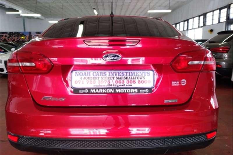 Used 2015 Ford Focus sedan 1.0T Ambiente