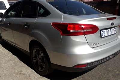 Used 2016 Ford Focus sedan 1.0T Ambiente
