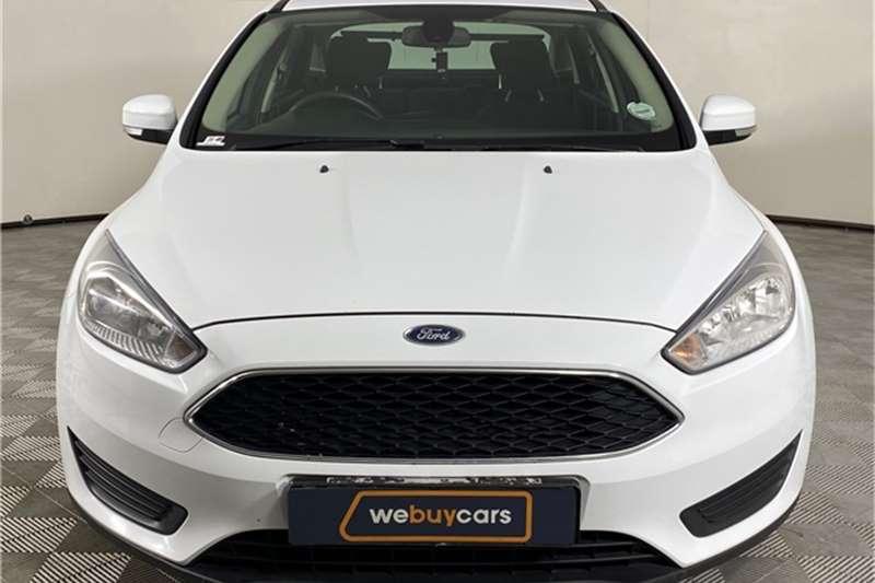 2017 Ford Focus Focus sedan 1.0T Ambiente