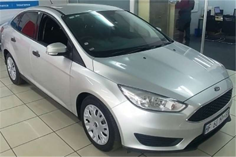 Ford Focus sedan 1.0T Ambiente 2018