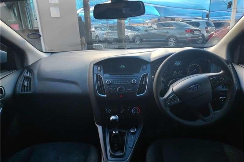 Used 2018 Ford Focus sedan 1.0T Ambiente