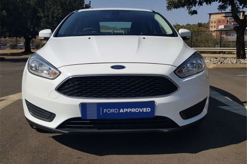 Ford Focus sedan 1.0T Ambiente auto 2018