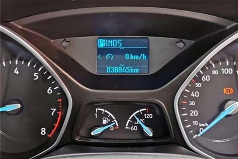 Used 2018 Ford Focus sedan 1.0T Ambiente auto