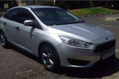 Ford Focus sedan 1.0T Trend 2016