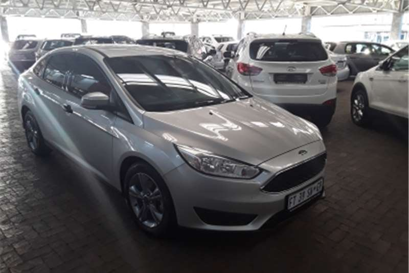 Ford Focus sedan 1.0T Trend 2017