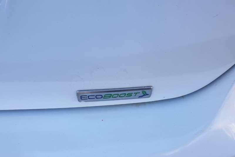Used 2017 Ford Focus sedan 1.0T Trend