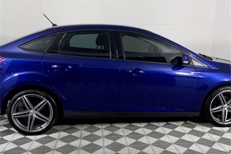 2017 Ford Focus Focus sedan 1.0T Trend