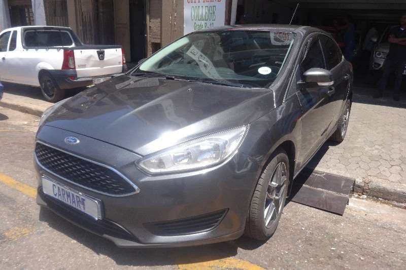 Ford Focus sedan 1.0T Trend 2018