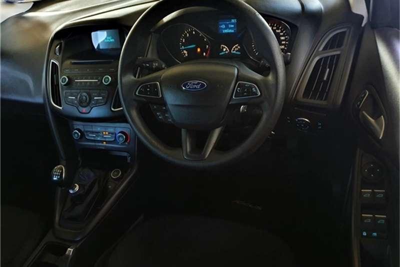 Used 2015 Ford Focus sedan 1.5T Trend