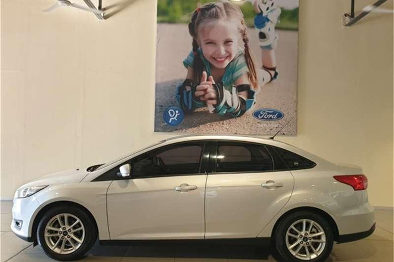 Ford Focus sedan 1.5T Trend 2016