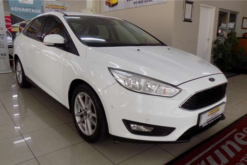 Ford Focus sedan 1.5T Trend auto 2015