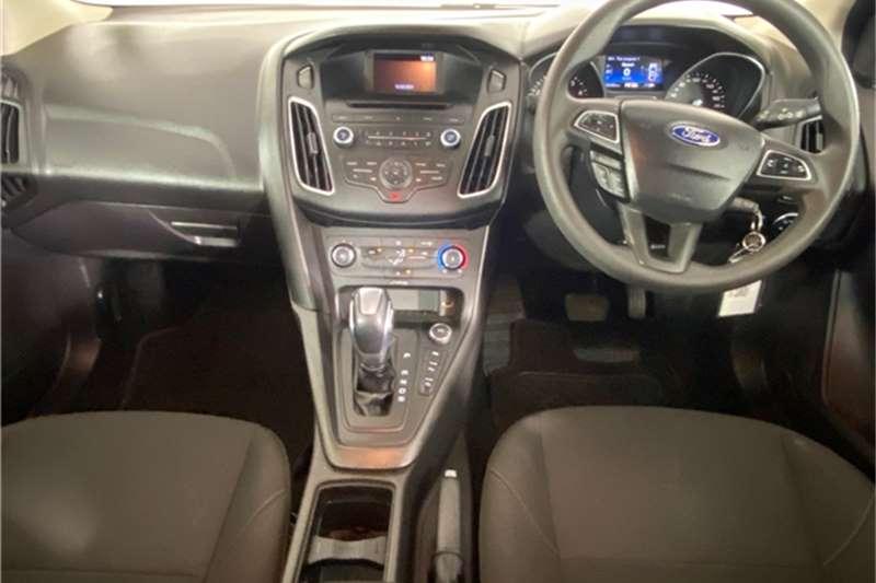 Used 2015 Ford Focus sedan 1.5T Trend auto