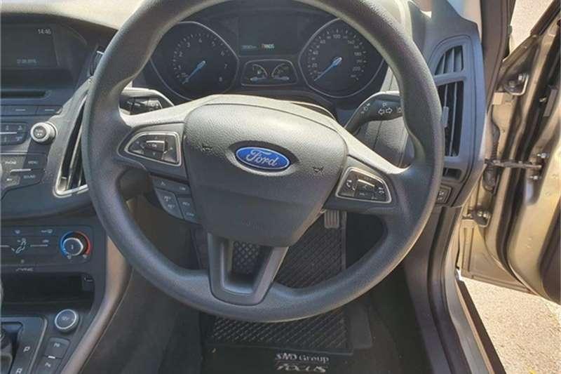 2016 Ford Focus Focus sedan 1.5T Trend auto