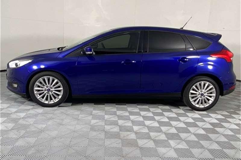 Used 2016 Ford Focus sedan 1.5T Trend auto