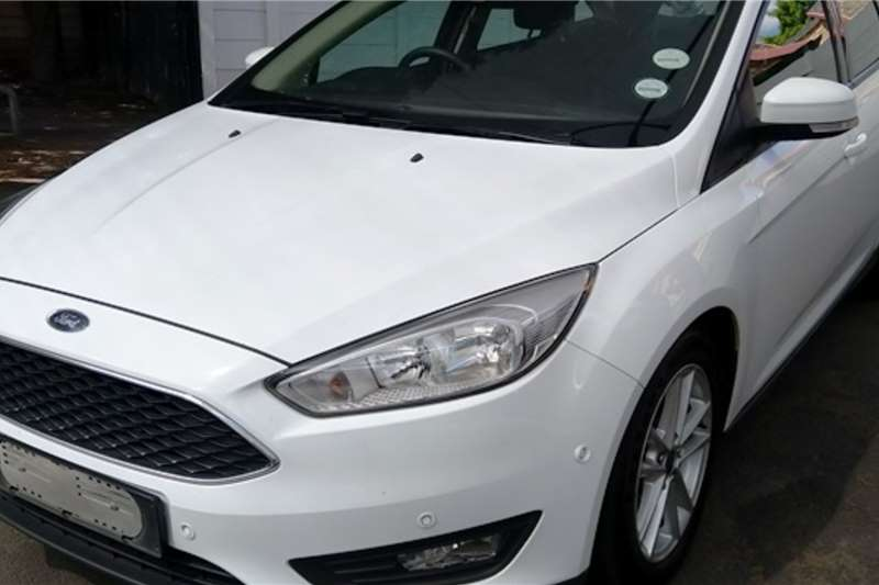 Ford Focus sedan 1.5T Trend auto 2017