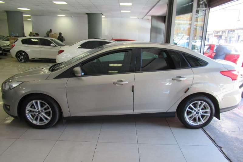 Ford Focus sedan 1.5T Trend auto 2018