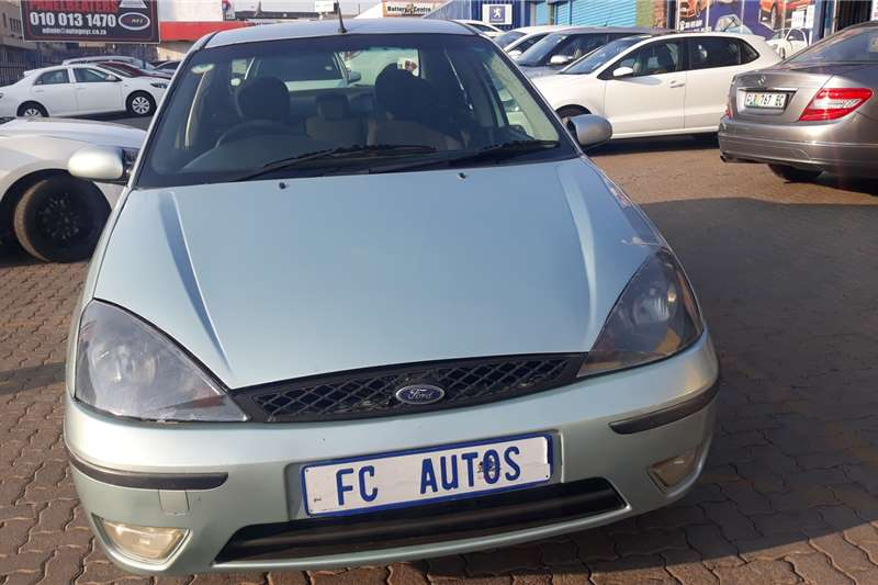 Used 2000 Ford Focus sedan 1.6 Ambiente