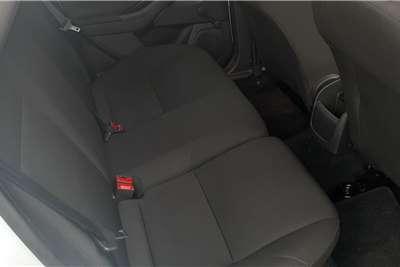 Ford Focus sedan 1.6 Ambiente auto 2018