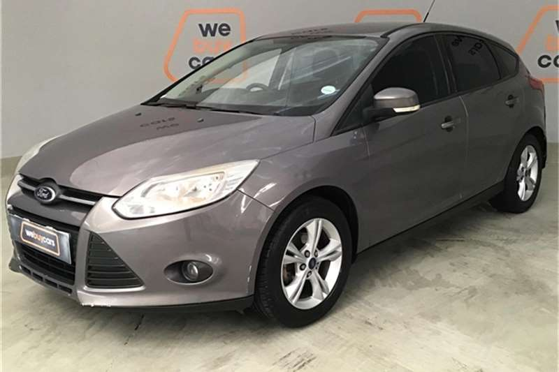 Ford Focus sedan 1.6 Trend 2012