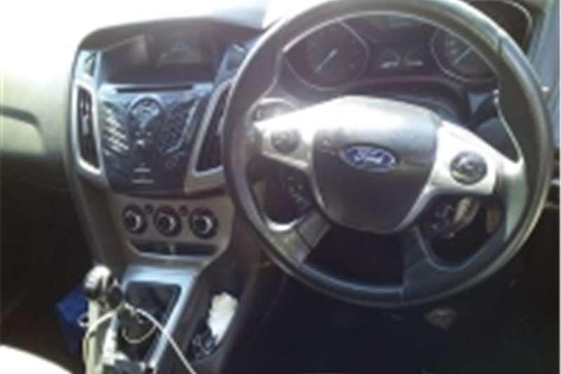 2012 Ford Focus Focus sedan 1.6 Trend