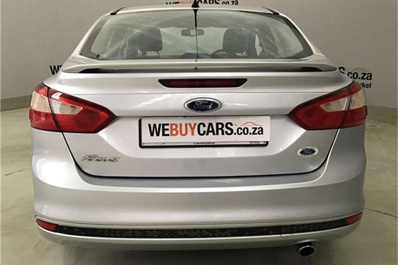 Ford Focus sedan 2.0 Trend 2013