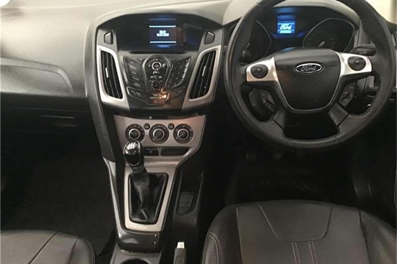 Ford Focus sedan 2.0 Trend 2013