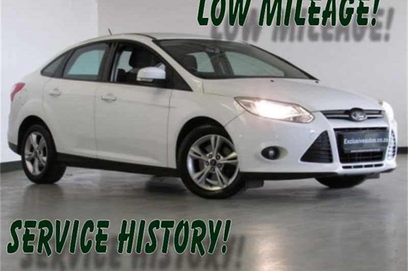 Ford Focus sedan 2.0TDCi Trend 2012