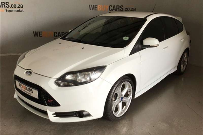 Ford Focus ST 1 2015