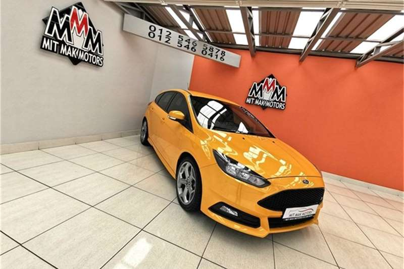 Ford Focus ST 1 2016