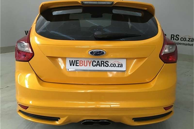 Ford Focus ST 3 2013