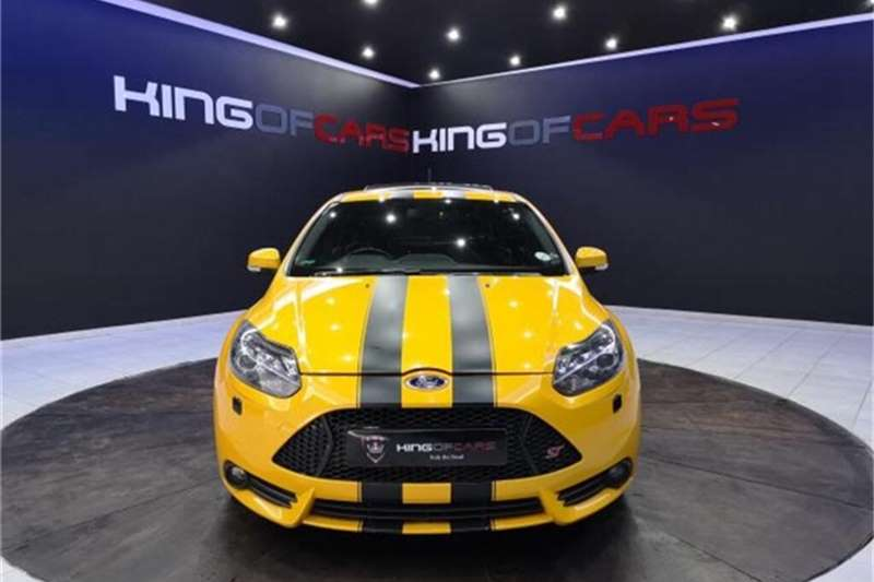 Used 2013 Ford Focus ST 3