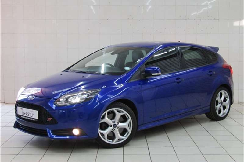 Ford Focus ST 3 2014