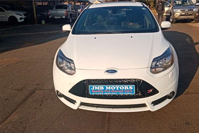 Used 2015 Ford Focus ST 3
