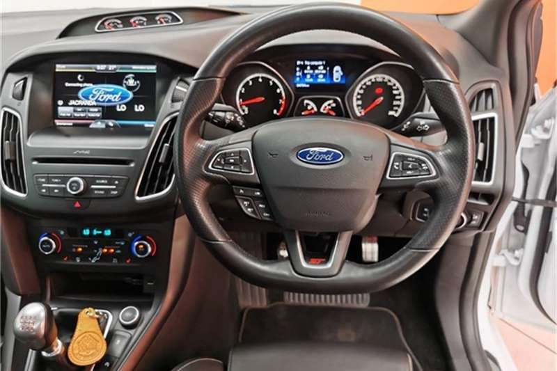Ford Focus ST 3 2016