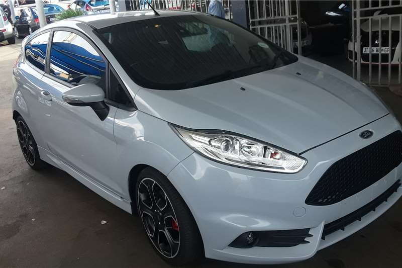 Ford Focus ST 3 door 2017