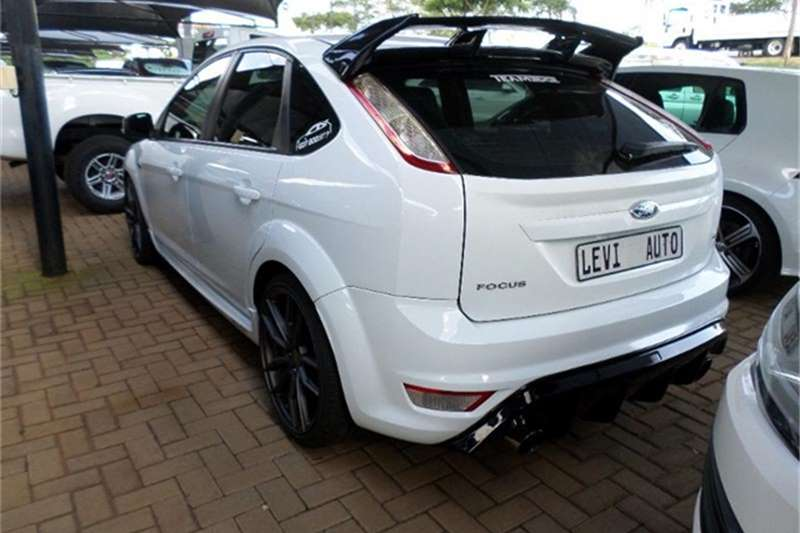 Ford Focus ST 3 door (leather + sunroof + techno pack) 2011