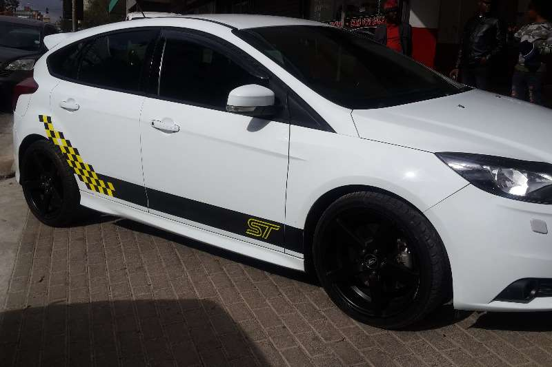 Ford Focus ST 5 door 2013