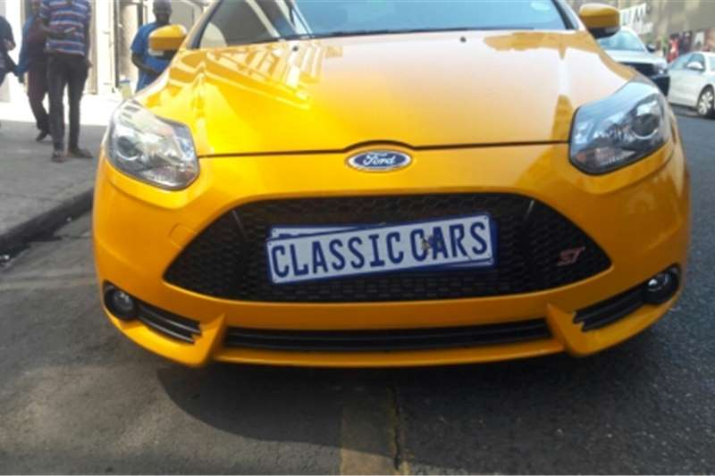 Ford Focus ST 5 door 2014
