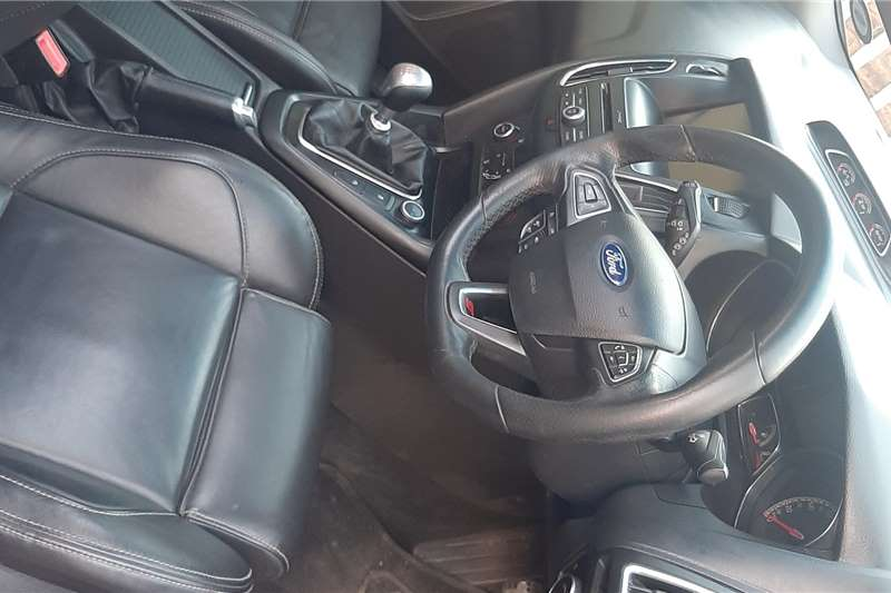 Used 2016 Ford Focus ST 5 door