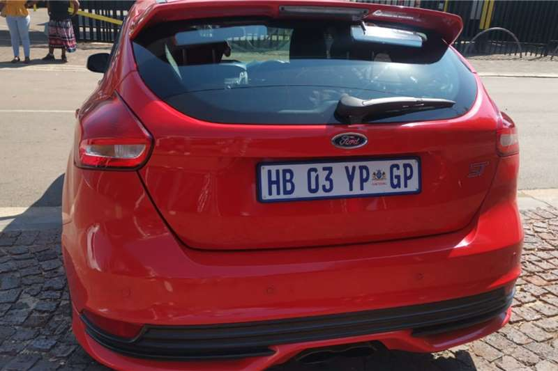 Ford Focus ST 5 door 2017