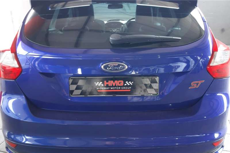 Used 2014 Ford Focus ST 5 door (sunroof + techno pack)
