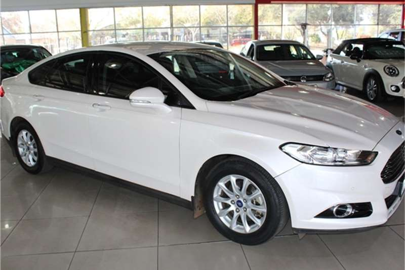 Ford Fusion 1.5T Trend 2015