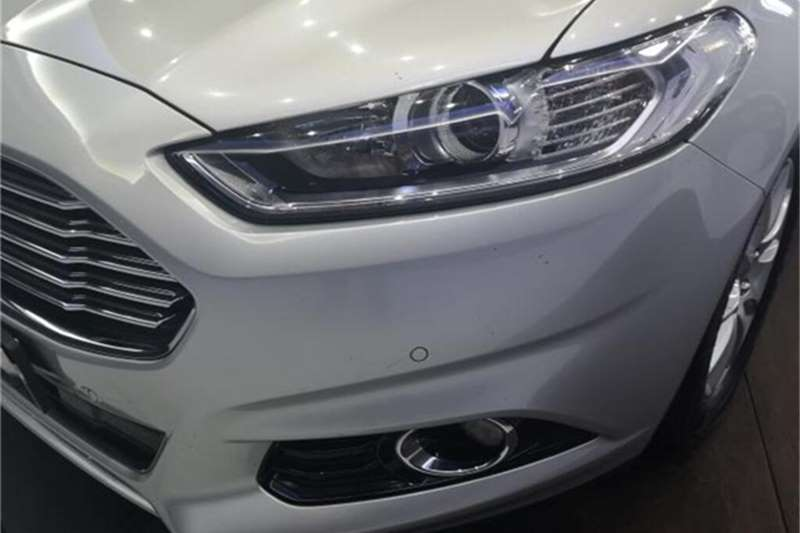 2015 Ford Fusion Fusion 1.5T Trend