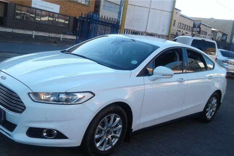 Used 2015 Ford Fusion 1.5T Trend