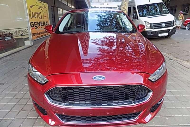 Ford Fusion 2,0 ECOBOOST AUTO 2016