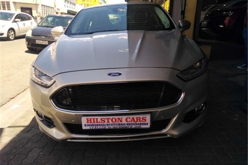 Ford Fusion 2.0 Titanium Auto 2015