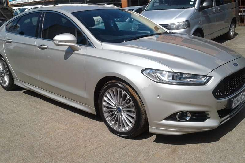 Ford Fusion 2.0T Trend 2015