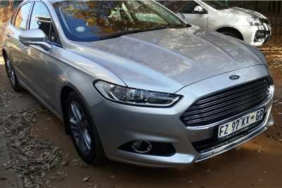 Used 2016 Ford Fusion 2.0T Trend