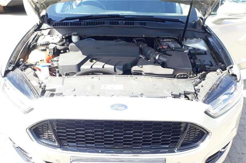 Ford Fusion 2.0TDCi Titanium 2015