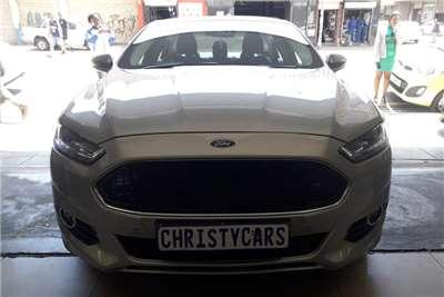 Ford Fusion 2.0TDCi Titanium auto 2015